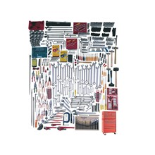 835 Piece Complete SAE & Metric Master Set