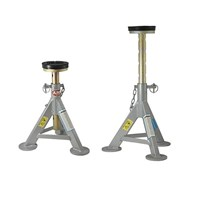 JACK STANDS 6 TON FLAT TOP  (PAIR) MODEL # 14980 - DONGKRAK AME INTL 1