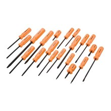 20 Piece Screwdriver Set-Acetate Handle