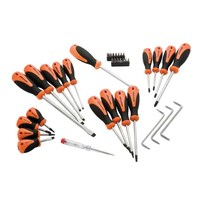 SCREWDRIVER & BIT SET 36 PIECE - D062505 - OBENG SET DYNAMIC TOOLS