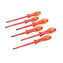 INSULATED SCREWDRIVER SET 6 PC - D062720 - DYNAMIC TOOLS
