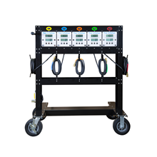 Multiple Tire Inflation System 5 Way 89MTIS-5