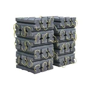 SUPER STACKER CRIBBING BLOCKS 42 PCS KIT MODEL 15662