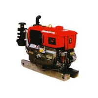 Jual YANMAR TS 230 RE-di - Engine Diesel 4-Stroke Horizontal Air cooling system (second-hand)