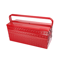 PORTABLE TOOL BOX 3 SECTION FOLD UP TYPE 87402 - KING TONY
