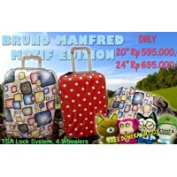 Tas Bruno Manfred Motif Edition