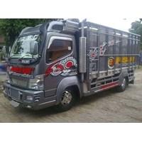 Bak Truck Merbau Super