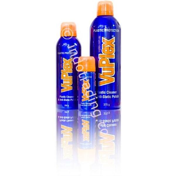Vuplex Pembersih Akrilik - Botol Kecil 50 gram (Spray Cairan Pembersih)