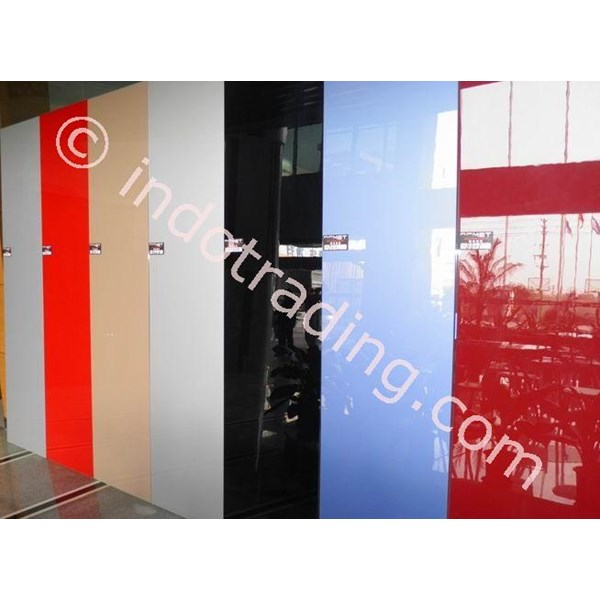 Panel MDF - High Gloss Acrylic