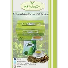 Teh Jawa Oolong Natural with Sucralose