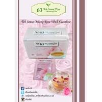 Teh Jawa Oolong Rose with Sucralose