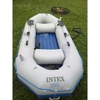 Jual Perahu Karet INTEX (4 orang)