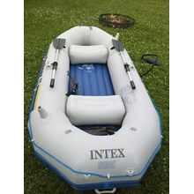 Perahu Karet INTEX (4 orang)