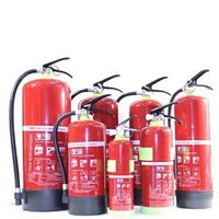 Jual Tabung Pemadam 9.11-ABC Powder Extinguiser 3kg