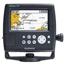 GPSMAP 585I W- XDCR & ANTENNA GA38