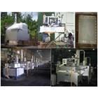 Infrared gas burner GBH 30K 1
