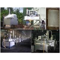 Infrared gas burner GBH 30K