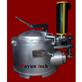 Melting Aluminum 200 kg