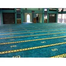 Karpet Masjid Handtufted