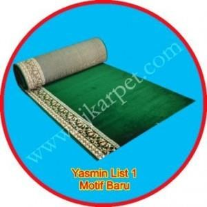Sell Roll Sajadah Yasmin From Indonesia By PT HJ KarpetCheap Price