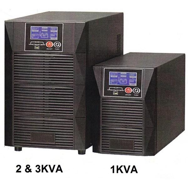 UPS On Line Pascal HT Series 1K-3KVA