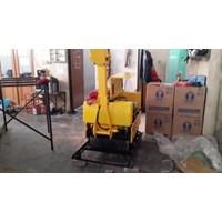Jual Mesin Pemadat Tanah Vibratory Roller Dynamic RS600D 2