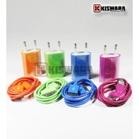 Adapter Charger Colour Iphone