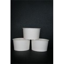 Paper Bowl Cup 12Oz (MIN ORDER PRINTING HANYA 1000PCS)