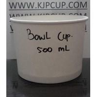 Jual Mangkuk Kertas Tahan Panas 17Oz Atau Soup Cup Paper 17Oz 2