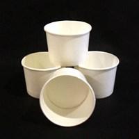 Distributor Peralatan Restoran dan Kafe/ Ice Cream Cup Paper 4oz/ Mangkuk Ice Cream/ kapasitas 120ml 3