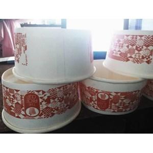 Soup Cup 24 Oz Atau Paper Bowl Atau Mangkuk Kertas
