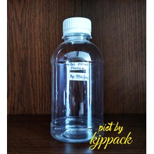 Botol Pet 250 Ml - Pendek