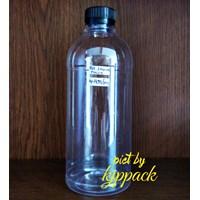 Botol Pet J 500 Ml - Polos