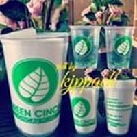 Jual Printing Gelas Plastik Atau Cup Plastik Printing Size 16Oz 2