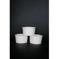 Gelas Kertas Es Krim 5Oz Atau Ice Cream Cup 5Oz Untuk Perlengkapan Kafe