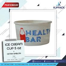 Gelas Kertas Es Krim 5 Oz Atau Ice Cream Cup 5  Oz Untuk Perlengkapan Kafe