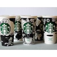 Distributor Jasa Sablon paper cup atau sablon cetak logo gelas kertas 3