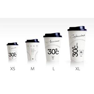 Dari Jasa Sablon paper cup atau sablon cetak logo gelas kertas ( MIN ORDER PRINTING HANYA 1000PCS ) 1