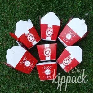Printing Rice Box KFC - MURAH BERKUALITAS