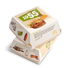 PRINT BURGER BOX or CUSTOM DESIGN BURGER BOX - CHEAP QUALITY