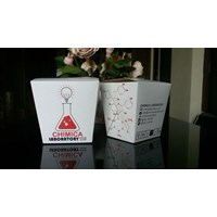 Jual Chinese Box atau Food Pail Box atau Rice Box Uk Large - Cetak Logo Kemasan 2