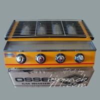 Alat Pemanggang 4 Tungku Atau Gas Roaster