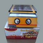 Mesin Pemanggang Gas Roaster -  Kompor 2 Tungku  1