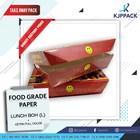 Lunch Box M Motif - Kotak Makanan dengan Motif Elegan dan Minimalis 2