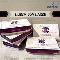 Lunch Box M Motif - Kotak Makanan dengan Motif Elegan dan Minimalis