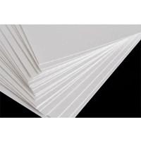 Jual kertas ivory VA 230gsm ( bukan art karton ) lebih kaku dan food grade