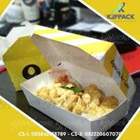 Distributor kemasan makanan tahan air dengan bahan kertas food grade ( MIN ORDER PRINTING HANYA 1000PCS ) 3