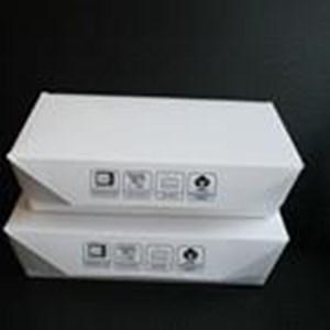 Box makanan trapesium bahan kertas food grade berlaminasi size M