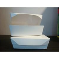 Kotak Makan Kertas Ukuran L 1
