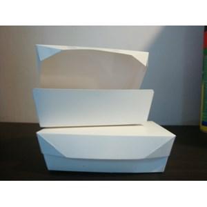 Kotak Makan Kertas Ukuran L